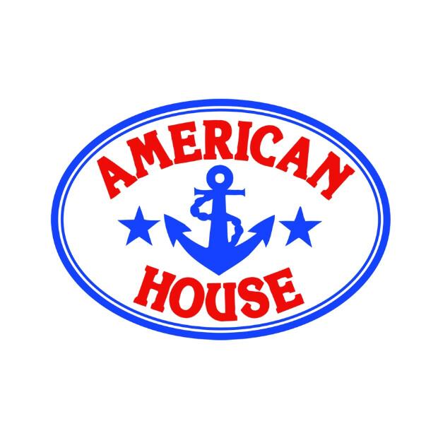 アメリカンハウス