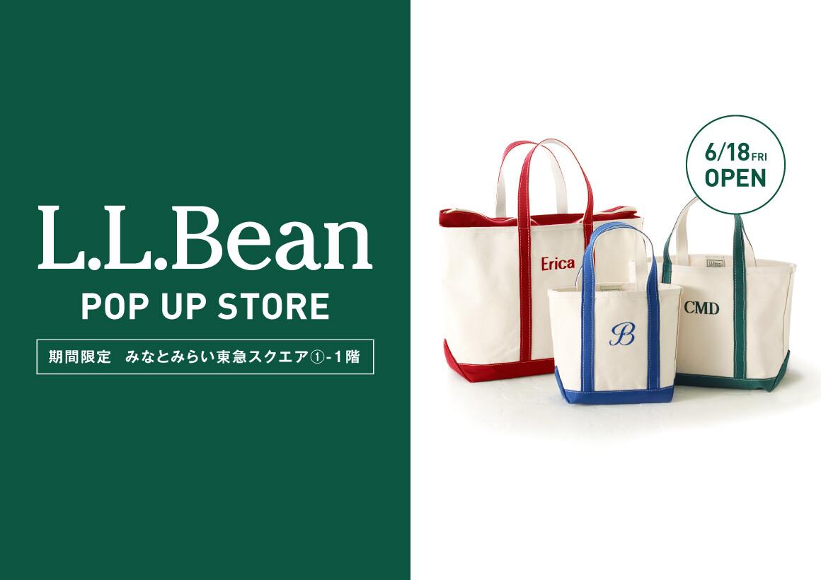 L.L.Bean POP UP STORE