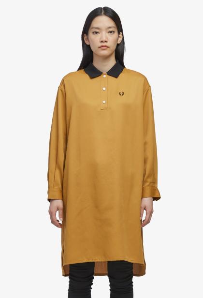 POLO SHIRT DRESS (WOMENS)