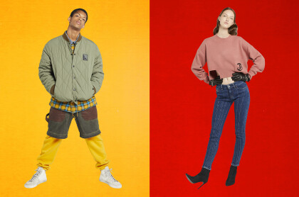 DIESEL FW21 FALL CAMPAIGN