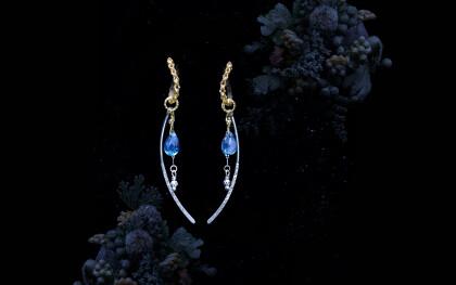 2021 Winter Limited Pierced Earrings set