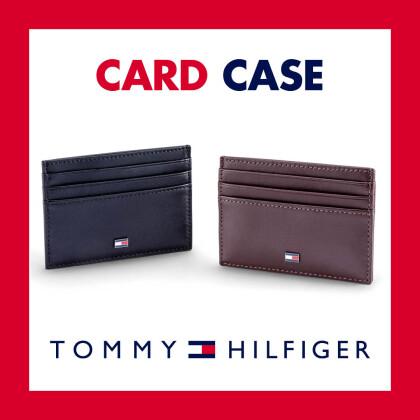 トミー ヒルフィガー メンズ オリジナル カードケース プレゼント!