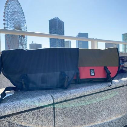 【アクセサリー】強靭かつ使いやすい!「CHROME(クローム)」のメッセンジャーバッグが入荷しました