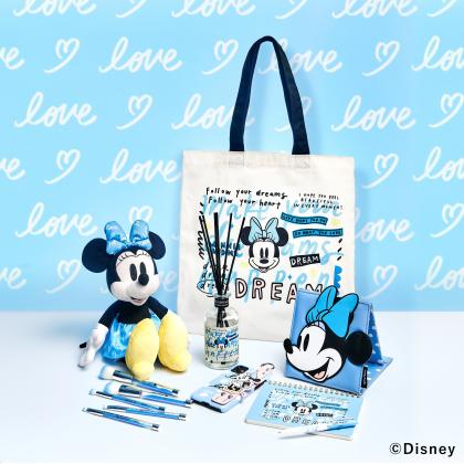 3月2日の「ミニーの日」をお祝いしよう!ミニーマウスをモチーフにしたアイテムを2月23日(火)より順次発売
