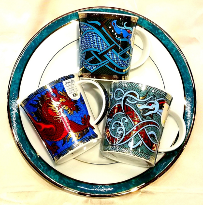 【横浜元町タカラダ】「龍」のマグカップ