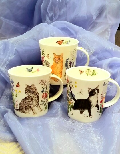 【猫】マグカップ