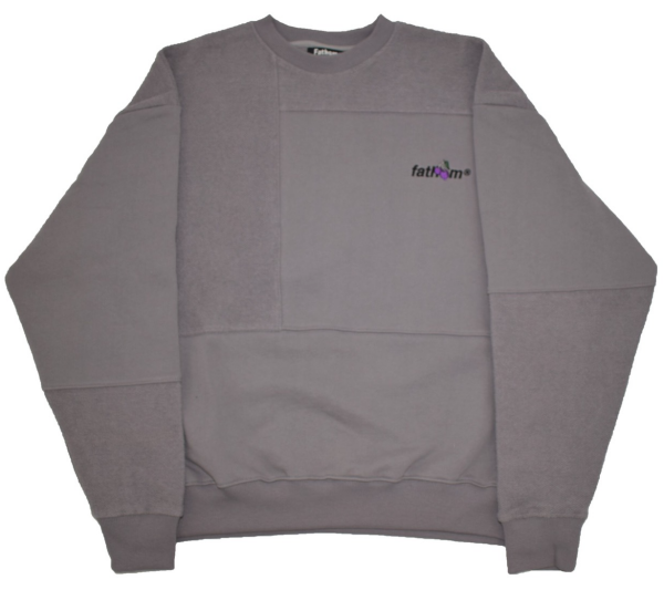 New Arrival!! - Reverse crazy Crew sweat -
