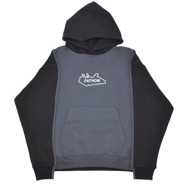 New Color!!  - 2Face Hoodie -
