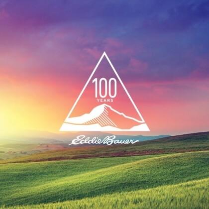 2020年、エディー・バウアーはブランド創立100周年をむかえました。