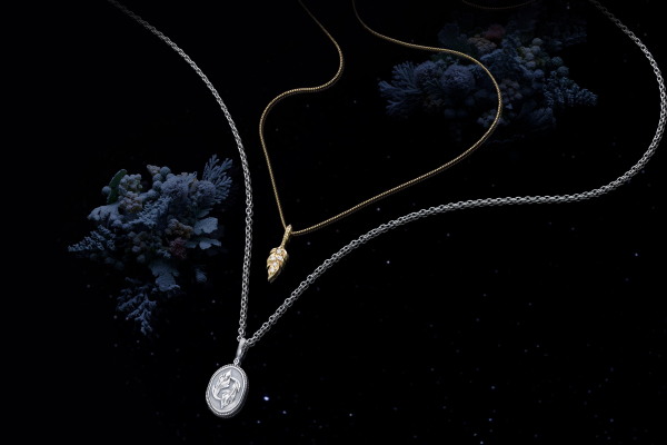 2021 Winter Limited Necklace set