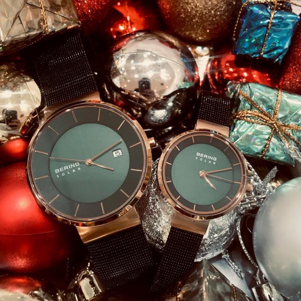 限定!クリスマスプレゼントにペアウォッチ【BERING】!