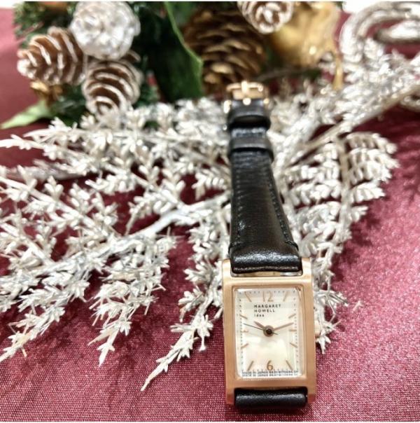 【MARGARET HOWELL idea】クリスマスプレゼントにオススメ!限定モデル!