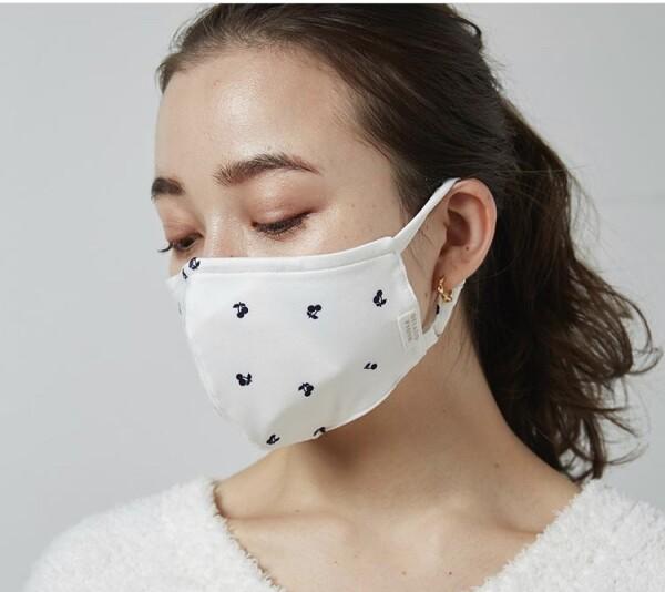 ♡本日発売 エコバッグ新シリーズ・モチーフマスク♡