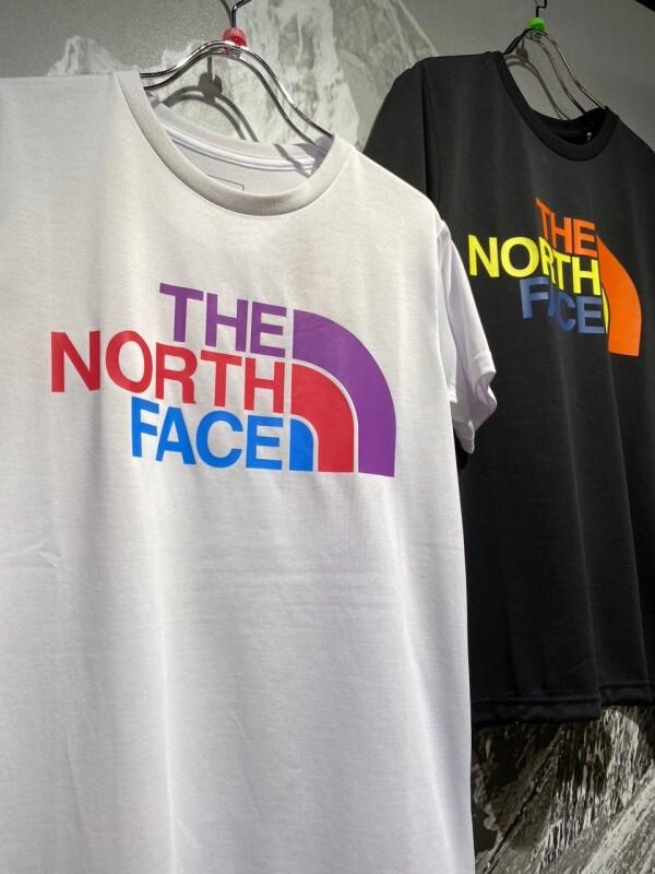 ノースフェイスTシャツ☆