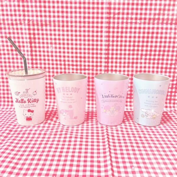 タンブラー&アイスクリームカップ