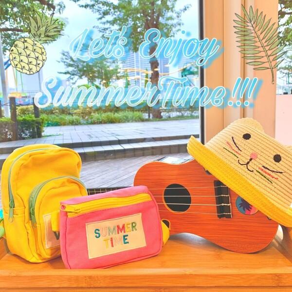 夏はもうすぐっ!!!☁
