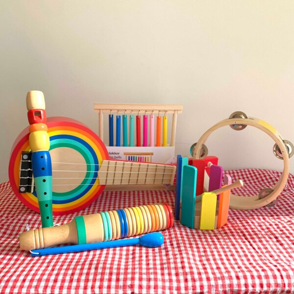 いろいろな楽器でおうち演奏会♪♬