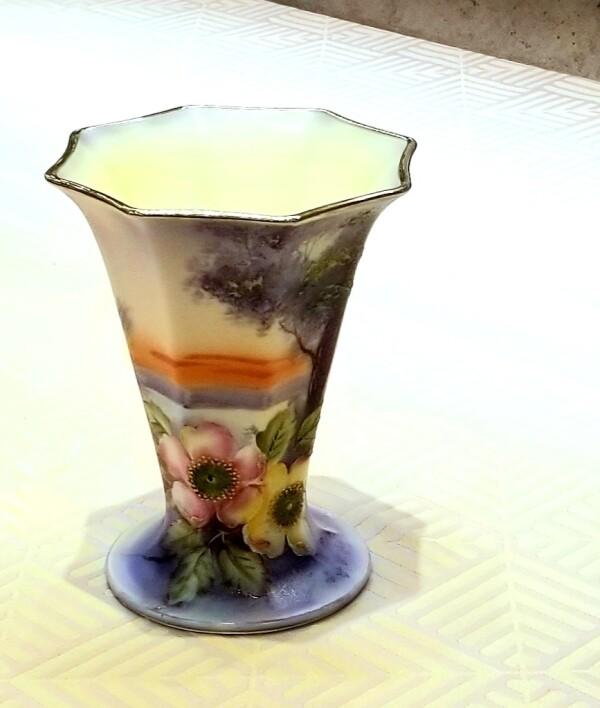 Old Noritake アンティーク 花瓶