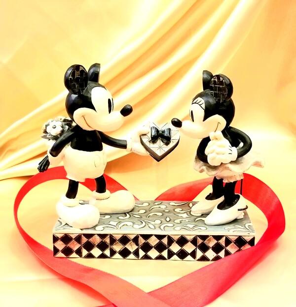 【横浜元町タカラダ】ミッキーのバレンタイン