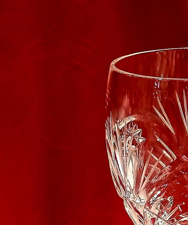 数量限定SALE「クリスタル ワイングラス・ペア」【タカラダ】
