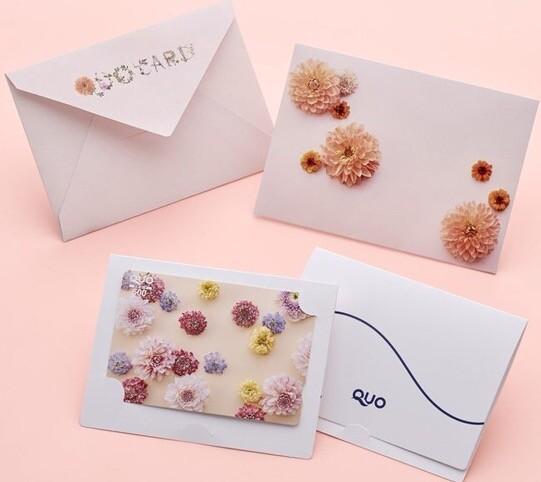 【New】日比谷花壇×QUOカード⭐︎横浜みなとみらいでギフトを贈るなら♪「ギフトカードセレクションありがとう、」へ!